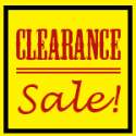 Audio Supply Clearance Items